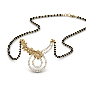 flower-and-diamond-mangalsutra-in-MGS8716-NL-YG