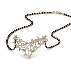 filigree-design-diamond-mangalsutra-in-MGS9483-NL-YG