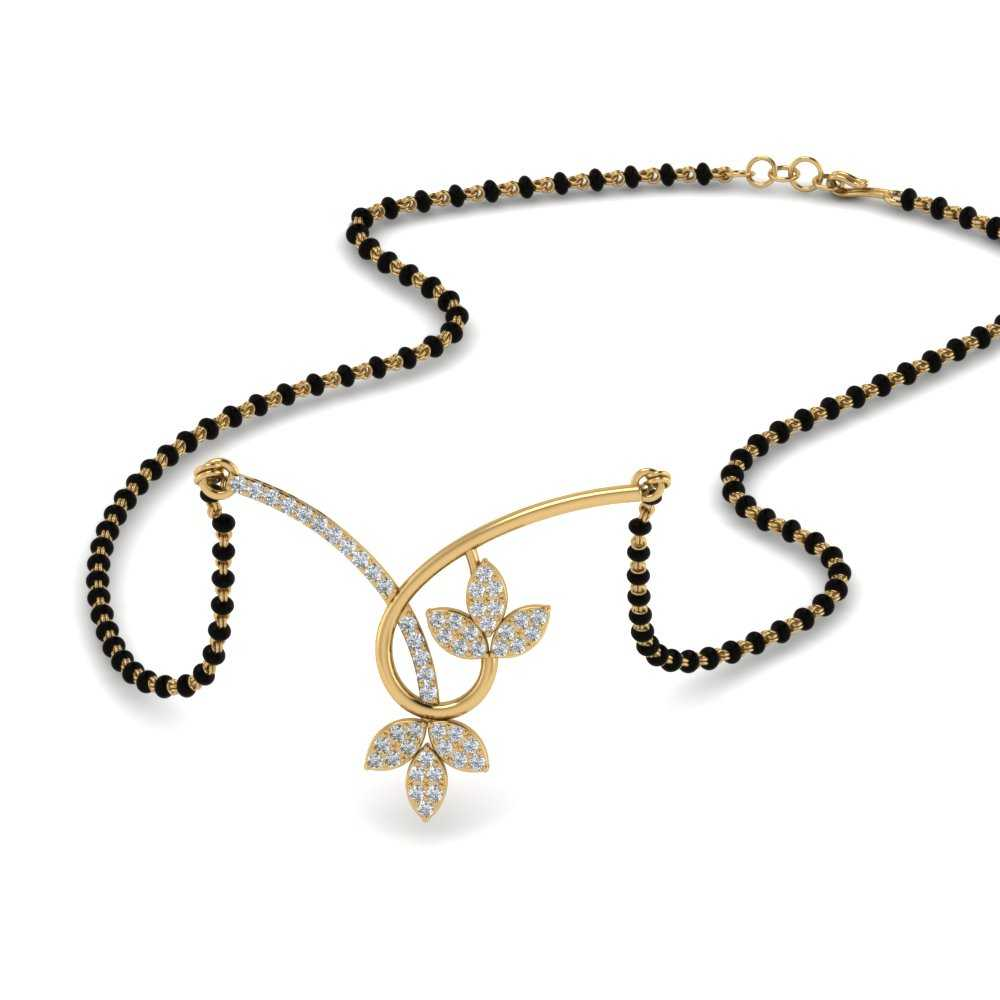 flower-diamond-delicate-mangalsutra-in-MGS8735-NL-YG