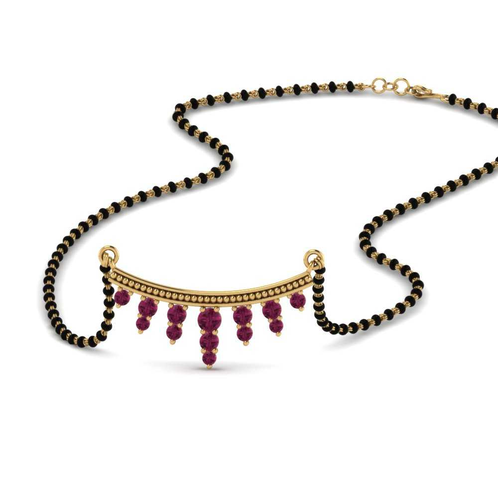 pink-sapphire-in-14K-yellow-gold-mangalsutra-MGS87259GSADRPI-NL-YG